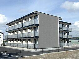 埼玉県三郷市幸房の賃貸マンションの外観