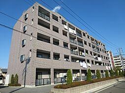 茨城県つくば市春日2丁目の賃貸マンションの外観