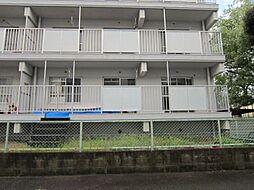 春日パークマンション[4階]の外観