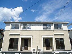 [テラスハウス] 岡山県倉敷市中島 の賃貸【/】の外観