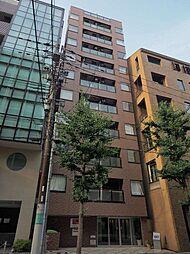 大阪府大阪市中央区南新町1丁目の賃貸マンションの外観