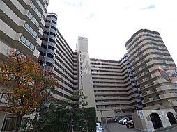 兵庫県明石市中崎2丁目の賃貸マンションの外観