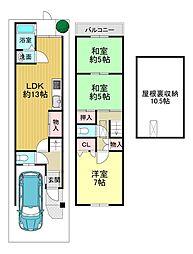 元田中駅 2,180万円