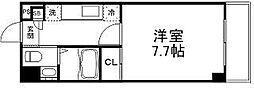 ソナーレ百合ヶ丘[108号室]の間取り