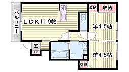 山陽電鉄網干線 広畑駅 徒歩7分