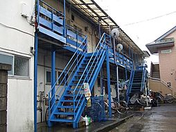三吉荘[6号室号室]の外観