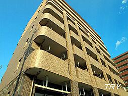 奈良県大和高田市大中東町の賃貸マンションの外観