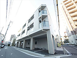 愛知県名古屋市東区豊前町2丁目の賃貸マンションの外観