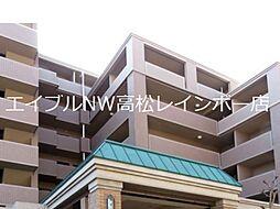 アルファパーク屋島弐番館[3階]の外観