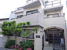 キャニオンマンション東中野[3階]の外観