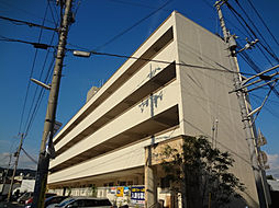 兵庫県神戸市兵庫区鵯越町の賃貸マンションの外観