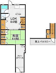 阿倍野駅 7.0万円