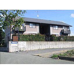 福岡県北九州市八幡西区光貞台1丁目の賃貸アパートの外観