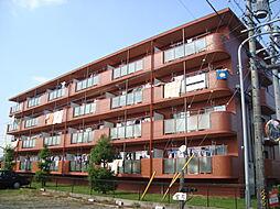マンション宮木[4階]の外観