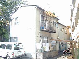 スイートム塚原[2階]の外観