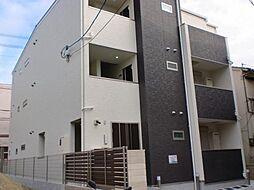 クリエオーレ岩田町[201号室]の外観