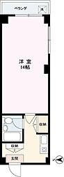 ドエルヤマト[3階]の間取り