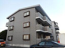 静岡県沼津市北高島町の賃貸アパートの外観