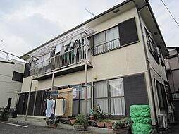 神奈川県座間市入谷東4丁目の賃貸アパートの外観