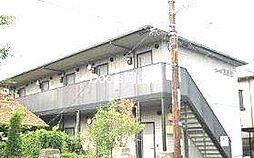 岡山県岡山市北区下伊福2丁目の賃貸アパートの外観