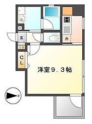 プランベイム滝子通(仮称)[3階]の間取り