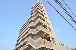 広島県安芸郡海田町栄町の賃貸マンションの外観