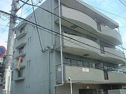 大阪府堺市北区百舌鳥西之町1丁の賃貸マンションの外観