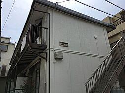 コーポ塚本[203号室]の外観