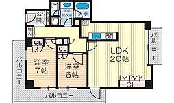 十三駅 22.0万円