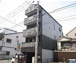福岡県福岡市博多区神屋町の賃貸アパートの外観