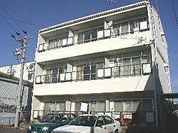 サカエハイツ[1階]の外観