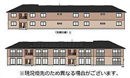 (新築)D‐room 高岡[205号室]の外観