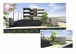 RESIDENCE KURAJI[1階]の外観