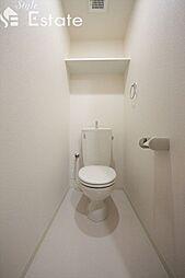 ラ・メゾン輝のトイレ