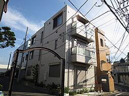 シャンティU西新井[202号室]の外観