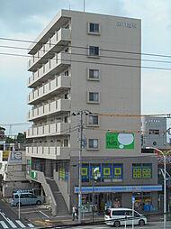 ステーションフロント八幡宿[8階]の外観