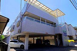 松山パークハイツ[3階]の外観