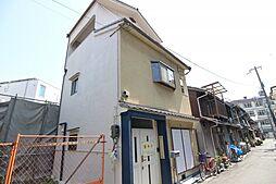 [一戸建] 大阪府大阪市福島区野田5丁目 の賃貸【/】の外観