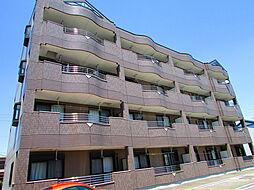 オリンピアF[1階]の外観