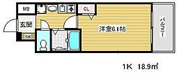 兵庫駅 4.3万円