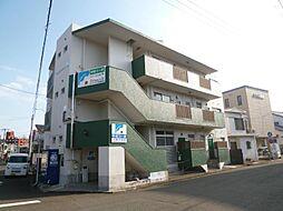 中村コーポ[102号室]の外観