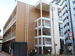 JR阪和線 我孫子町駅 徒歩14分の賃貸マンション