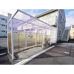 静岡県静岡市清水区横砂本町の賃貸アパートの外観