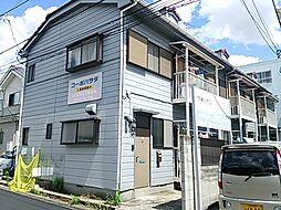 埼玉県蓮田市馬込2丁目の賃貸アパートの外観