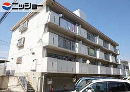 レジデンス蟹江[3階]の外観