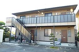 静岡県浜松市浜北区高薗の賃貸アパートの外観