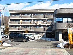 長野県上田市天神2丁目の賃貸マンションの外観