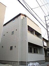 WOOD HOUSE EAST[2階]の外観