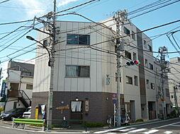 東京都港区白金5丁目の賃貸マンションの外観