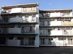 上野坂ハイツ[3階]の外観